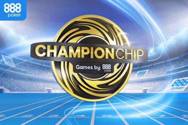 ChampionChip Games Series retorna ao 888poker em agosto