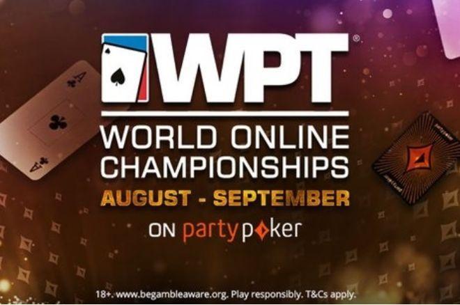 WPT Online Championships 2021
