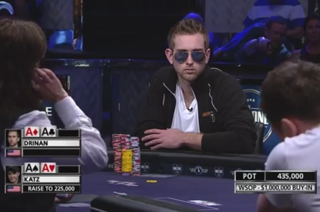 Connor Drinan 2014 WSOP
