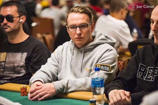Benjamin Rolle PokerStars Ambassador
