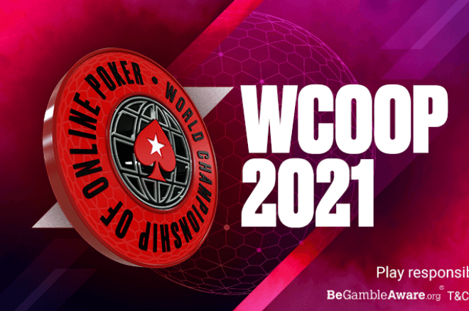 World Championship of Online Poker (WCOOP) 2021