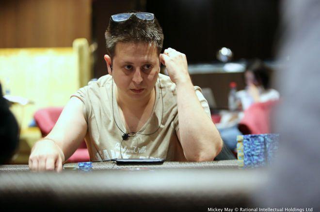Gaby Livshitz WSOP Online 2021 PLOSSUS