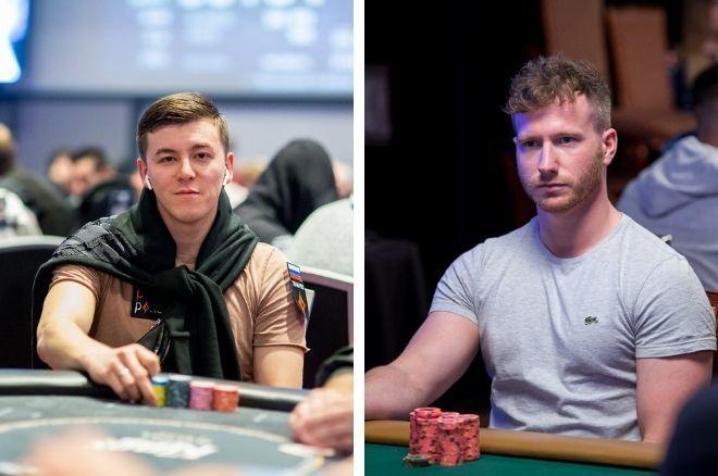 Anatoly Filatov and Jonathan Proudfoot WCOOP Titles 2021