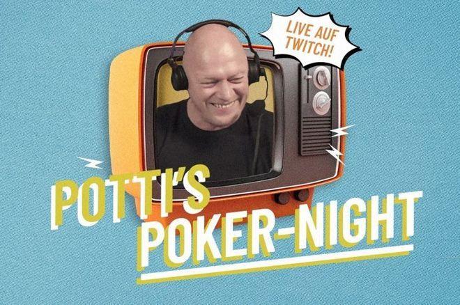 Potti's Poker Night
