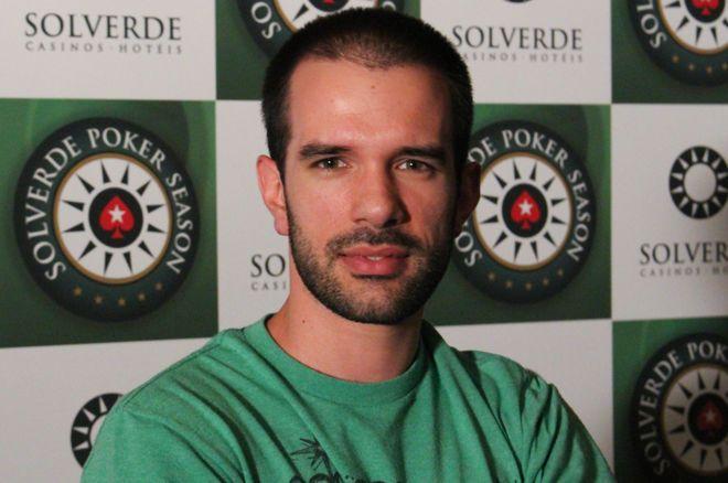 Emanuel Jesus é o primeiro campeão português no WCOOP 2021