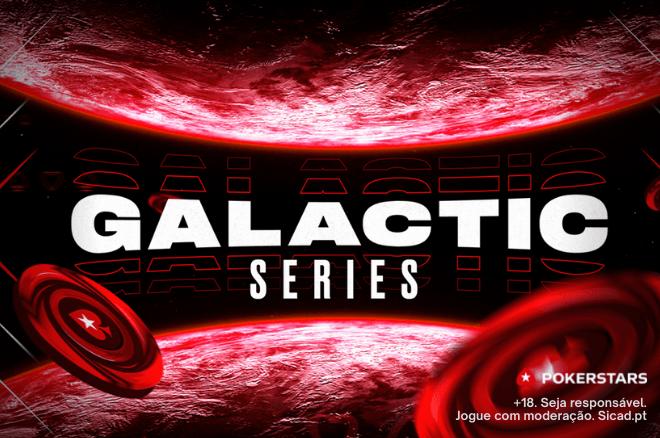 Galactic Series 2021 na PokerStars Portugal