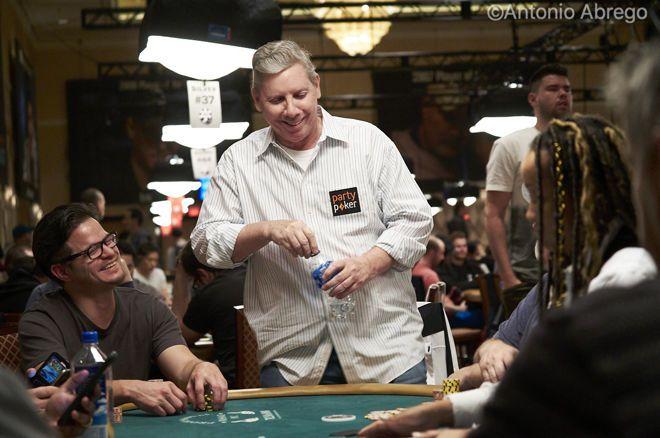 Mike Sexton poker ambassador