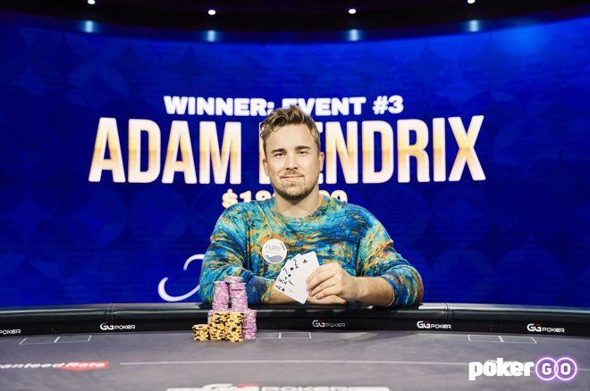 adam hendrix poker masters