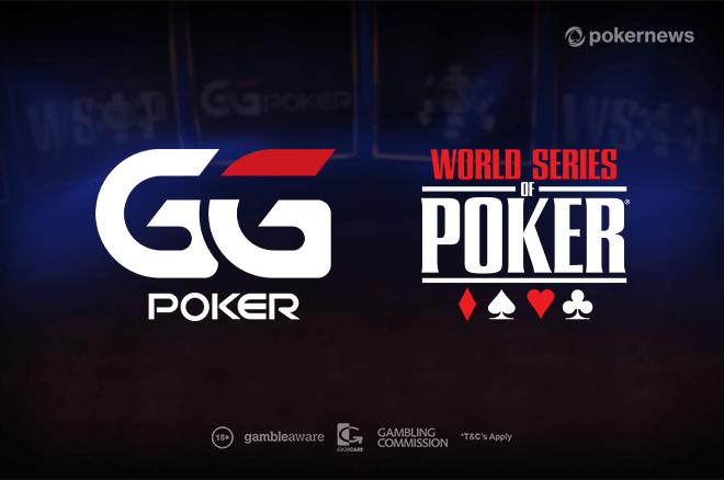 Acara utama GGPoker WSOP Online
