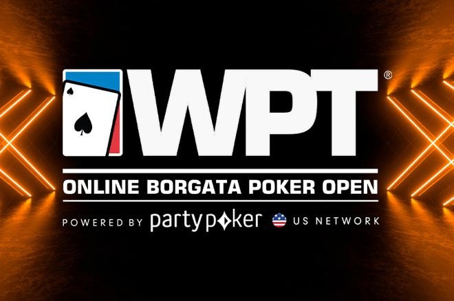 WPT Online Borgata Poker Terbuka