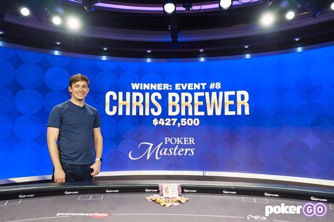 chris brewer poker masters