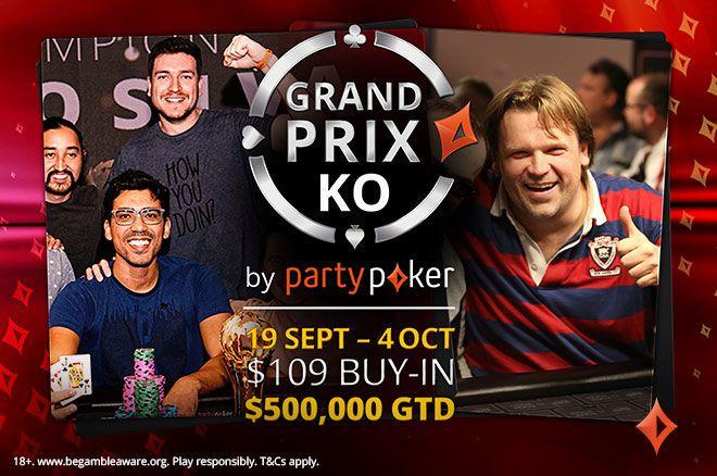 partypoker Grand Prix KO Series