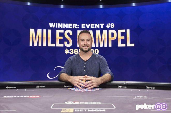 miles rampel poker masters