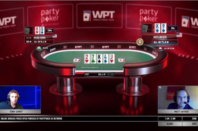 "Orson ""Borchata"" Young Wins WPT Online Borgata Poker Open Main Event"