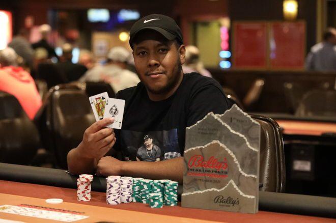 Kejuaraan Poker Jason Dennis Ballys Blackhawk Colorado