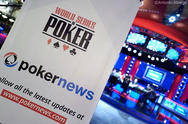 WSOP 2021: Acompanhe toda a ação no PokerNews e PokerGO