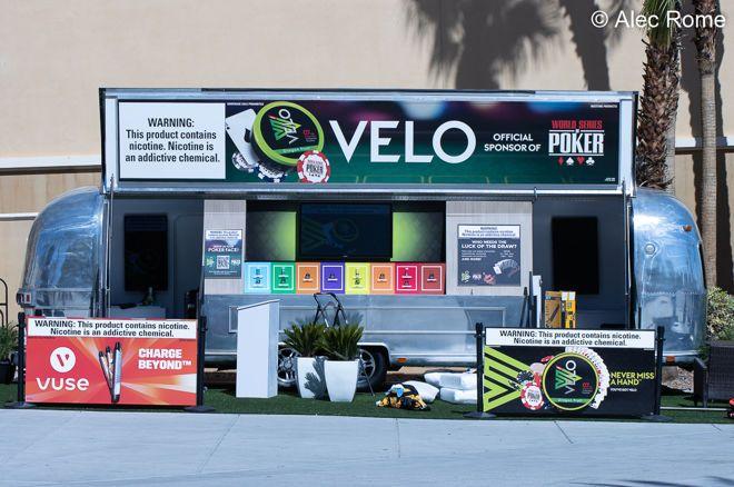 WSOP 2021 Velo