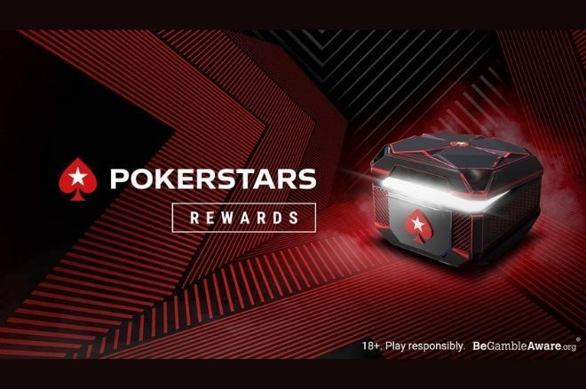 Novo programa PokerStars Rewards