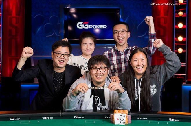 Long Ma Wins WSOP The Reunion