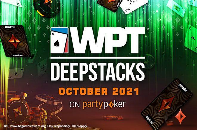 2021 partypoker WPTDeepStacks