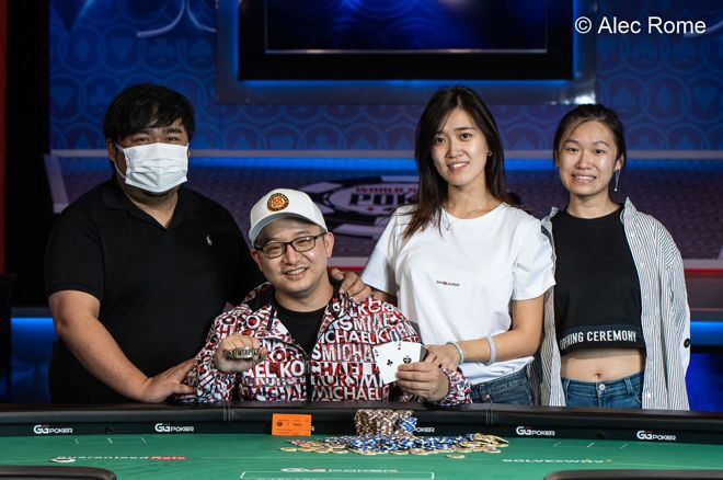 Zhi Wun memenangkan WSOP Event 8: $600 Deepstack