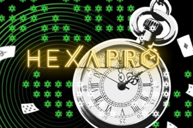 Balapan Harian HexaPro Poker Unibet