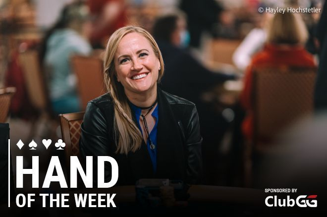 Jamie Kerstetter WSOP 2021