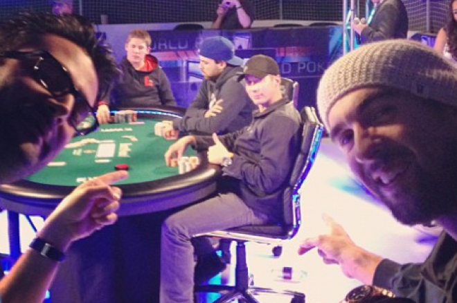 Esfandiari and Phelps on Gross' rail