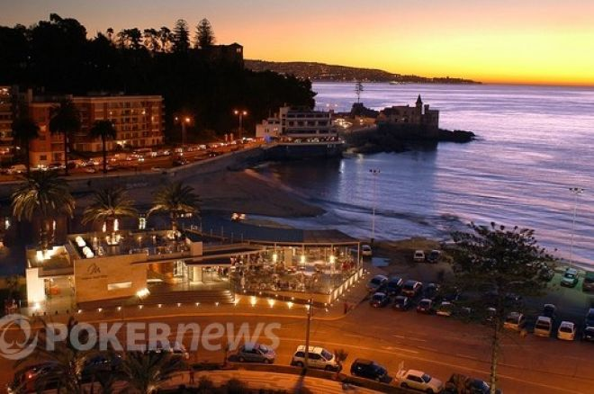 Travel journal vi a del mar chile pokernews for Jardines verticales vina del mar