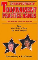 Championship Tournament Practice Hands