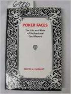 Poker Faces: The Life and Work of Professional Card Players