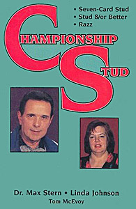 Championship Stud by Max Stern and Linda Johnson