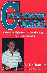 Championship Omaha - T. J. Cloutier