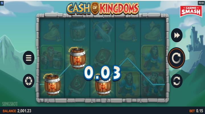 Spiele Cash Of Kingdoms - Video Slots Online