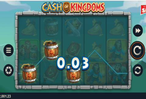 Cash of Kingdoms Slots