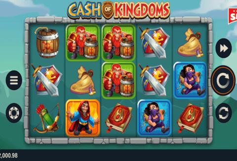 Cash of Kingdoms Video Game