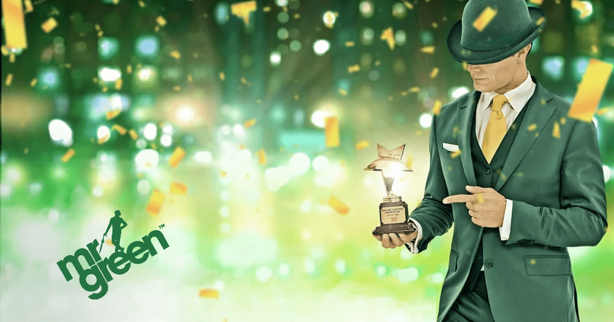 Mr Green Casino Free Money Code
