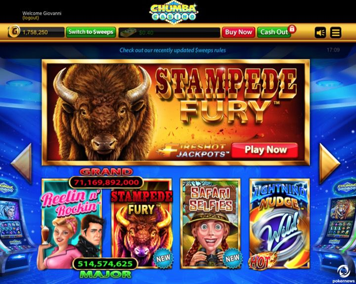 Chumba Casino Review – Real Online Casino Games in California