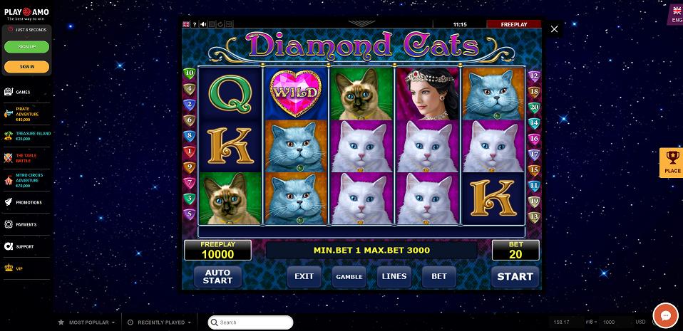 Cats slot machine app download