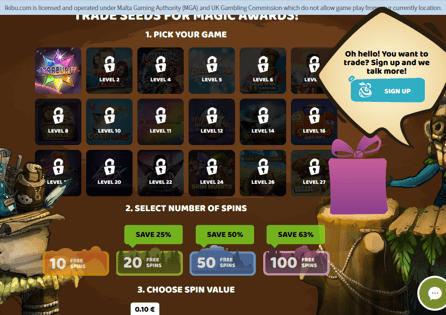 Ikibu Casino Gameplay