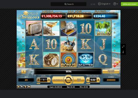 betsafe Casino Gameplay