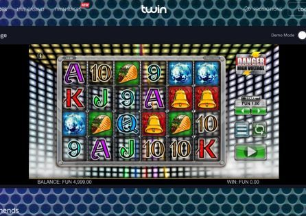 Twin Casino Gameplay