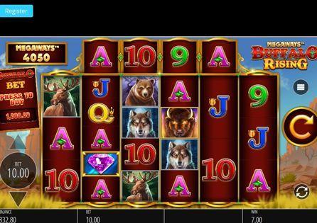 Casimba Casino Gameplay