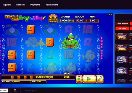Wildblaster Casino Gameplay