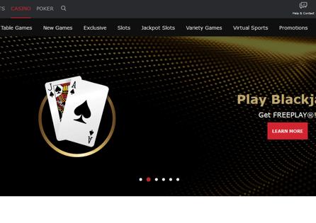 BetMGM Homepage