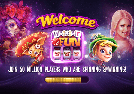 More than 50 million players use the House of Fun app