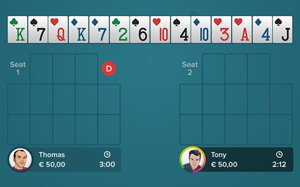 Ofc pineapple poker blackjack online casino real money