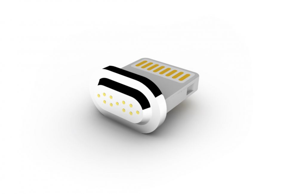 iphone magnetic charger znaps gives you a sweet magnetic charger for your iphone 2637