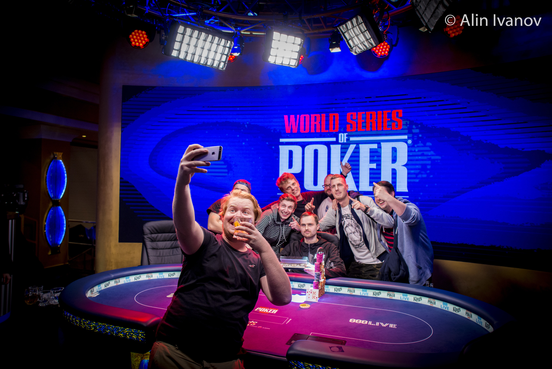 Martin Kabrhel, WSOPE Event #3 Champion