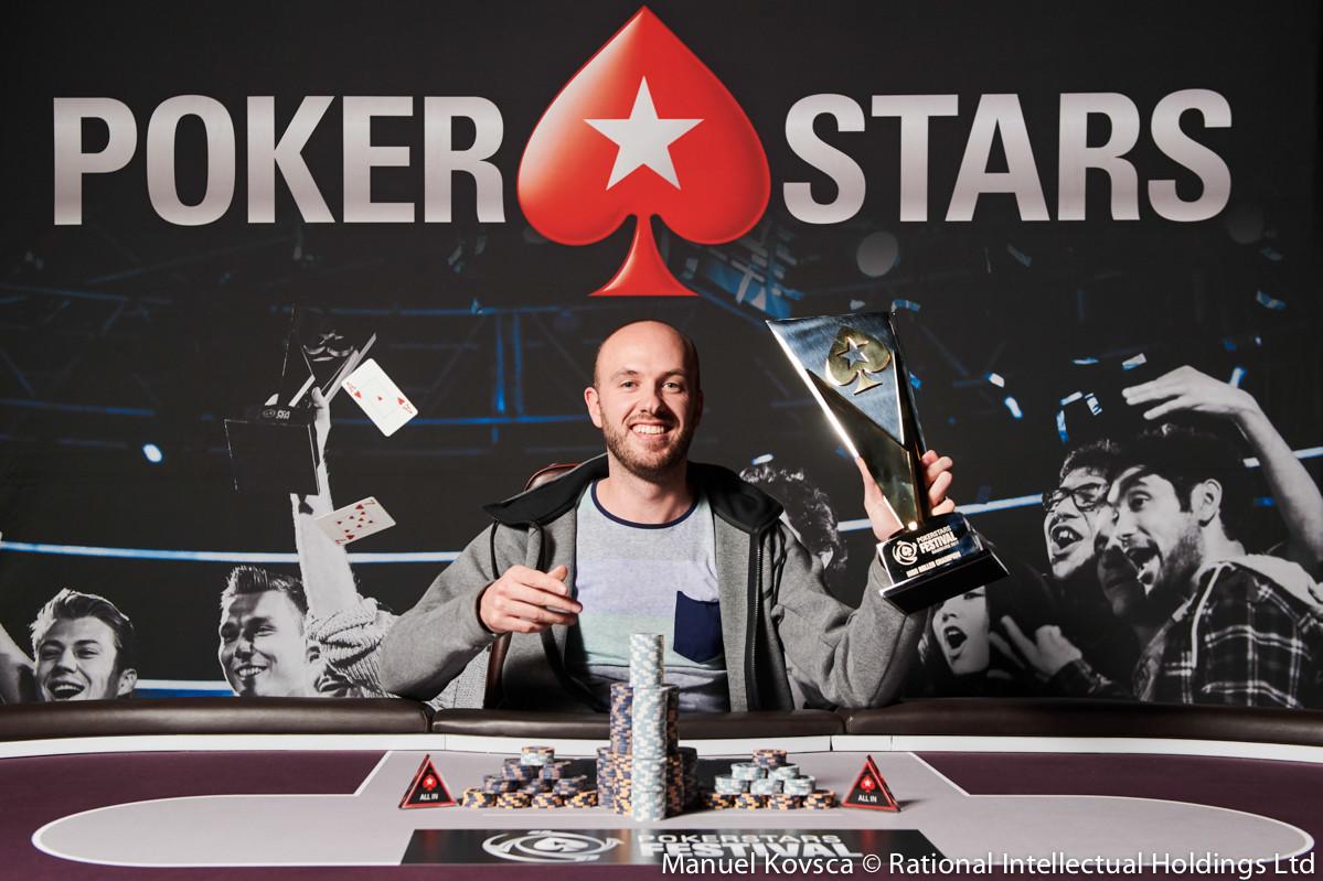 Andre Haneberg Wins the €2,200 High Roller in Hamburg